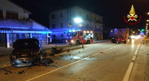 incidente Treviso