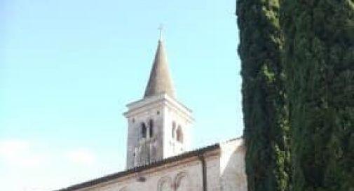il campanile di Meduna
