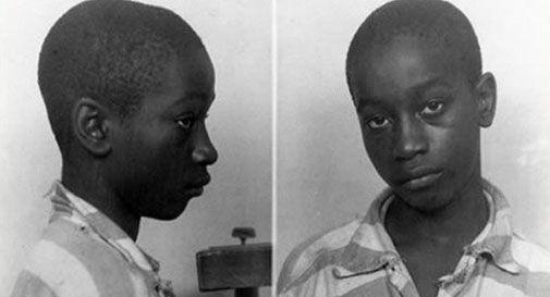 A 14 anni giustiziato sulla sedia elettrica. Scagionato dopo 70 anni