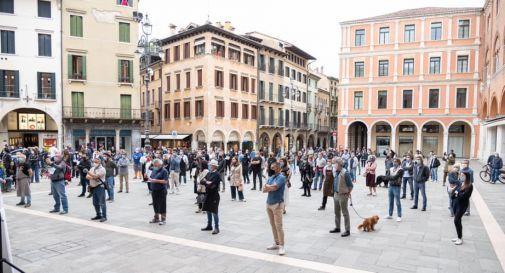 protesta in piazza