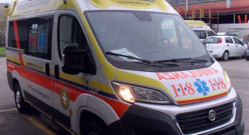 Grave incidente in piazza Aldo Moro, donna in ospedale