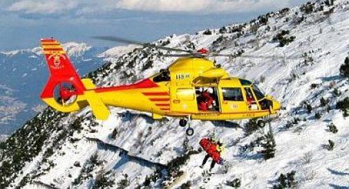 Nuova tragedia sulle montagne del Trentino, muore alpinista