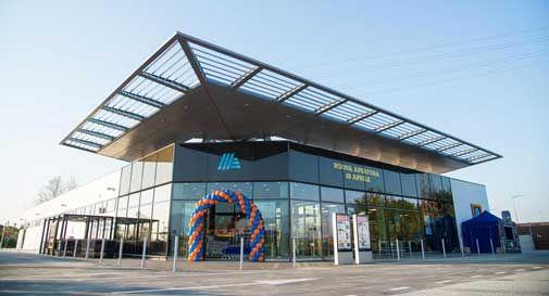 Inaugurato Aldi, il nuovo supermercato a Conegliano