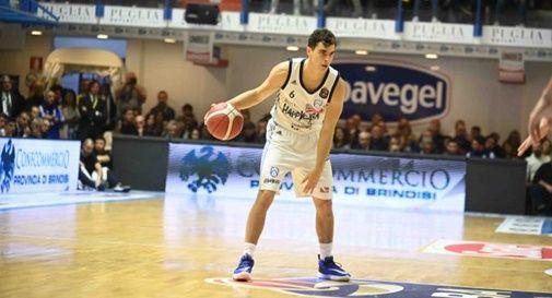 Alessandro Zanelli è il nuovo capitano della New Basket Brindisi