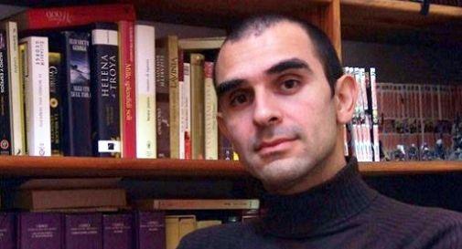 Lo scrittore Alfonso Rotunno