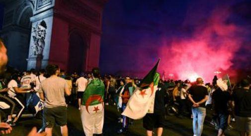 Algeria in semifinale Coppa Africa, caos in Francia