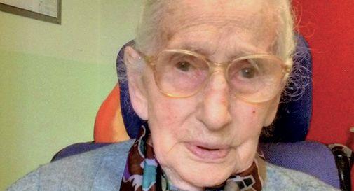 108 anni e non senitrli