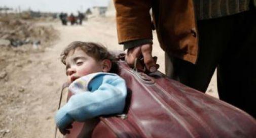 In Siria ucciso un bambino ogni 10 ore