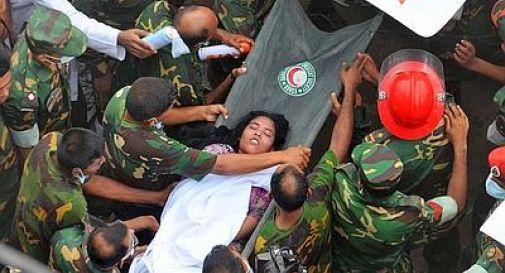 Bangladesh, otto arresti per il crollo dell'edificio che ha fatto più di 300 morti
