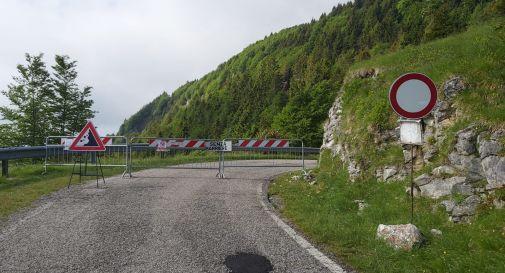 Barriere in zona Pan dea Baea