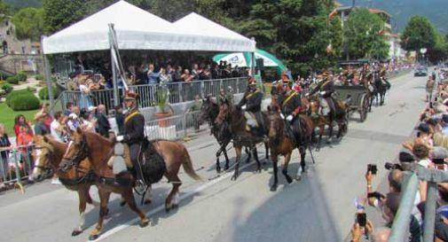 In 3mila per il raduno nazionale dell'Arma di Cavalleria