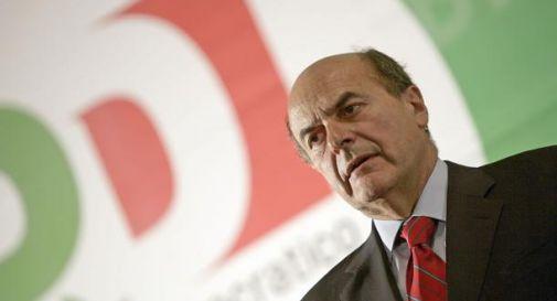 Bersani: manifestazione del PDL sconvolgente, ferita gravissima