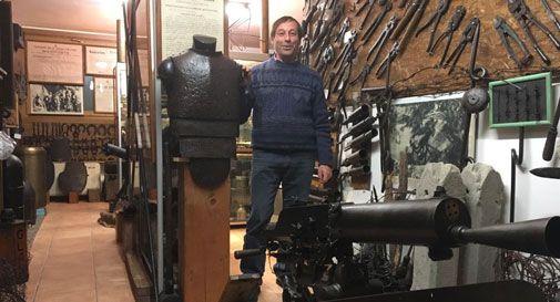 Un museo della Grande Guerra in casa