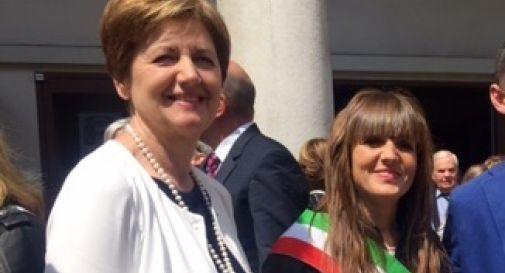 a sinistra Silvana Boer, a destra Paola Roma