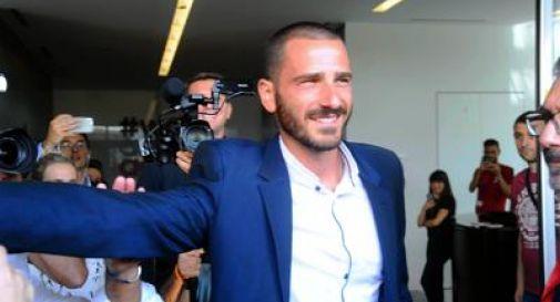 Ciao Juve, Bonucci al Milan