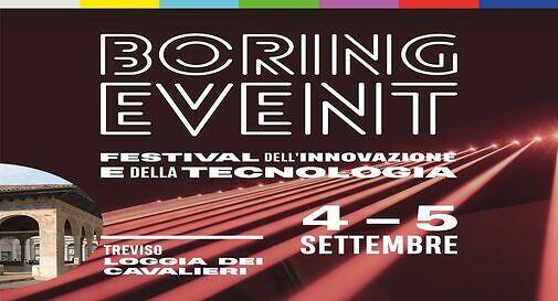 Boring Event, il festival di tecnologia alla Loggia