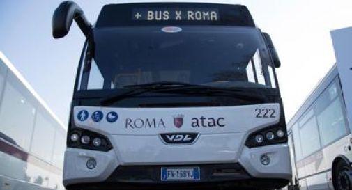 Roma, autista bus pestato da 8 ragazzi