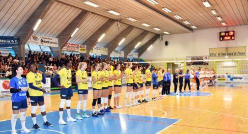 Imoco Volley, nel weekend ultimi test precampionato