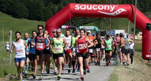 l'edizione 2019 della Cansiglio Run (foto MARCHIANTE)