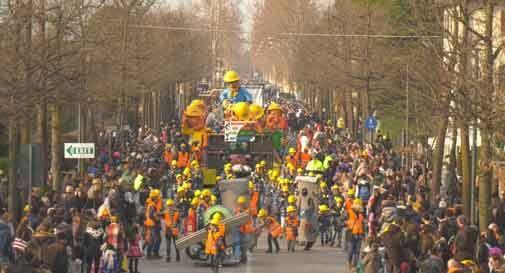 5mila persone carnevali di marca 2018