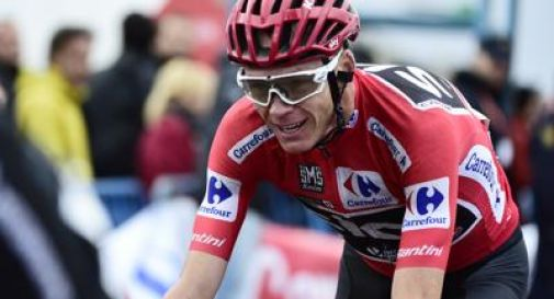 Froome positivo al doping, ciclismo sotto choc