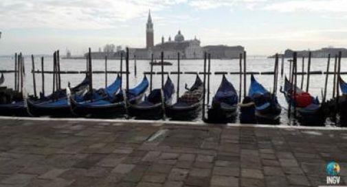 Il livello del Mediterraneo si alza, Laguna di Venezia a rischio