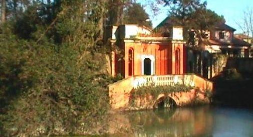 il parco di villa Longobardi