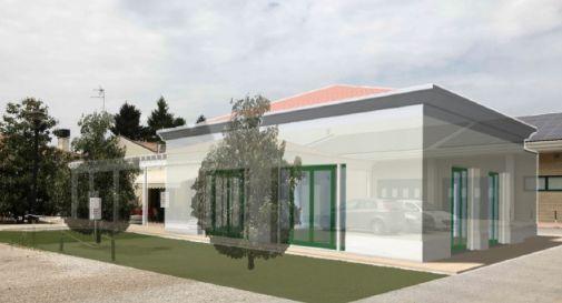 Il progetto per il Centro Anziani