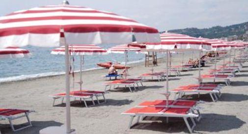 spiaggia ai tempi del covid
