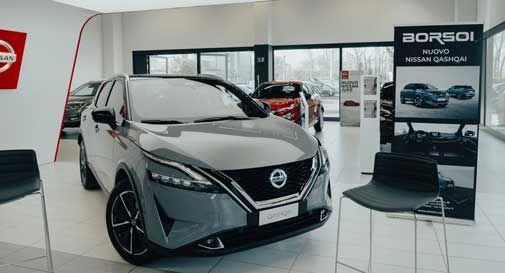 Nissan presenta il nuovo Qashqai
