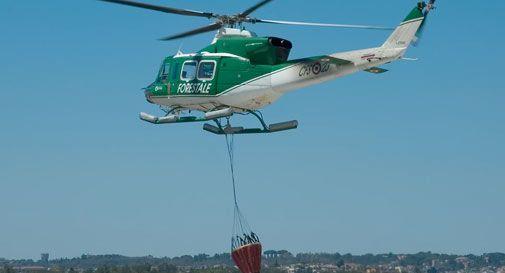 Sardegna, precipita elicottero antincendi. Originario del Veneto il pilota