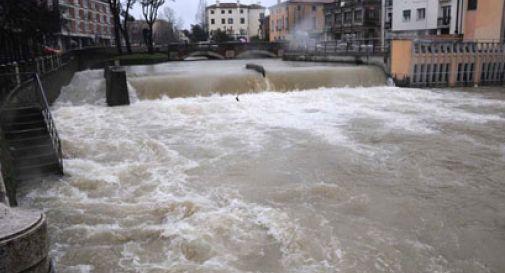 Pioggia, neve e vento forte: stato di attenzione in Veneto fino a lunedì mattina