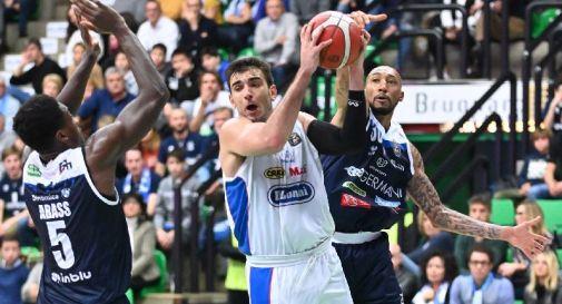 Treviso ok con Brescia