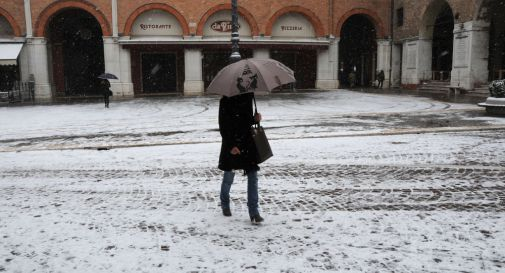 Arriva la neve, spargisale pronti ad intervenire a Treviso
