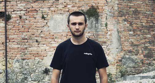 Massimo Prezzavento, storia e sogni del giovanissimo regista coneglianese
