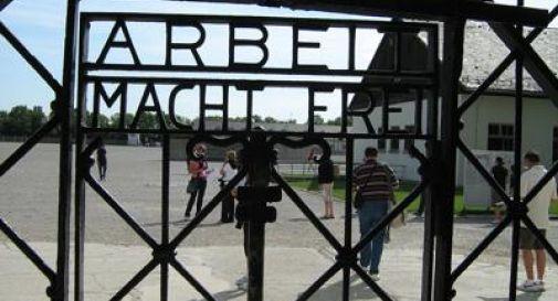 Campo di concentramento di Dachau, rubata la scritta 'Arbeit Macht Frei'