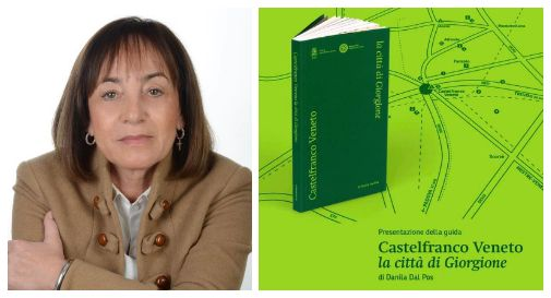 Danila Dal Pos e la guida di Castelfranco Veneto