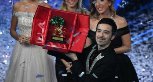 Diodato con 'Fai rumore' ha vinto la 70esima edizione di Sanremo.