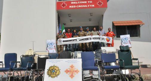 Mattoni di pace: nuove attività umanitarie di UNIFIL in Libano