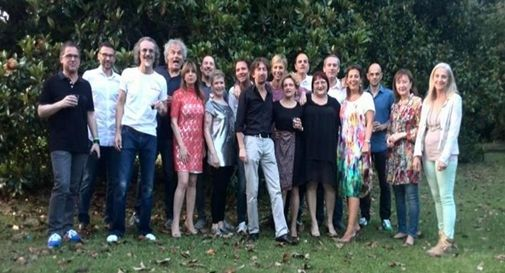 Gli ex studenti della VF del Leonardo da Vinci di Treviso