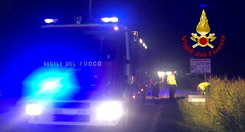 Tragico schianto tra moto a Caorle, due persone perdono la vita