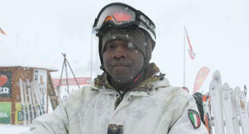 L'alpino che viene da Haiti