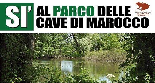 Il Comitato a difesa delle Cave di Marocco chiede che si velocizzi il progetto per salvaguardare l'area