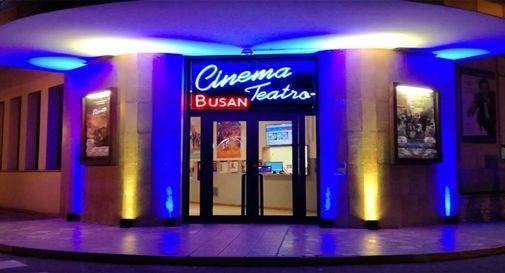 Entrata del Cinema Teatro Busan
