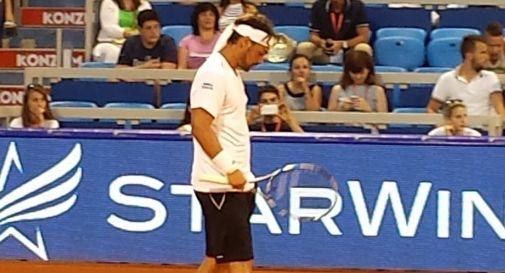 Fognini esalta il tennis italiano