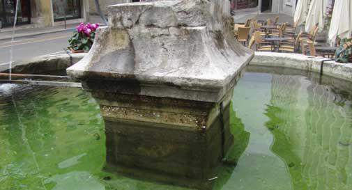 Arrivano gli Alpini, ma le fontane di Vittorio Veneto sono impresentabili