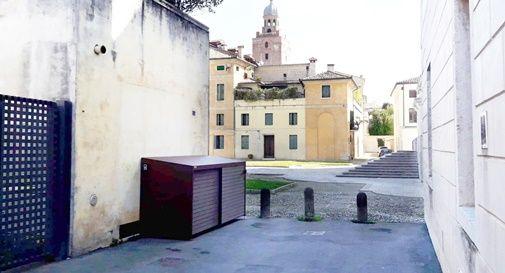 EcoArredo in Vicolo Monte di Pietà