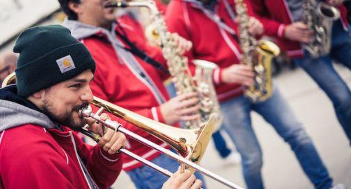L'energia delle Street Band invade la città, parte il Treviso Suona Jazz