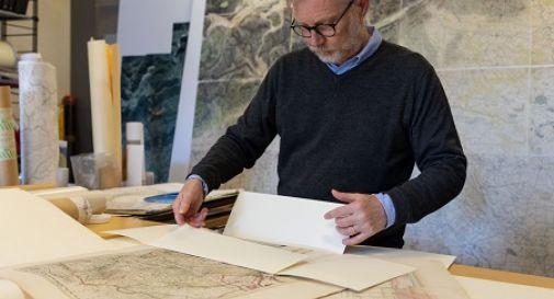 Treviso raccontata con le antiche carte geografiche della collezione Vianello Bote