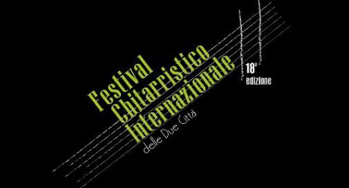 Il Festival Chitarristico delle Due Città chiude a Mestre all'auditorium Candiani